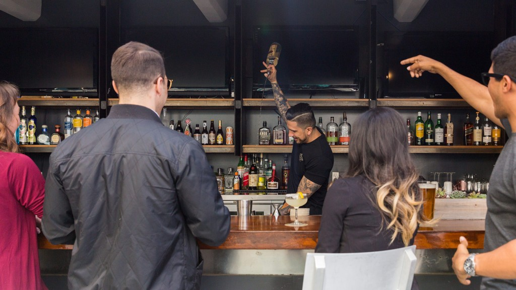 EDS: Prairie Fire - Heating Things Up With Drinks on the Rooftop Patio